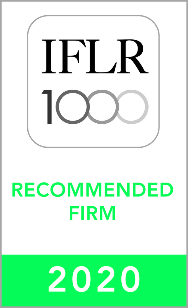 IFLR 1000 ranking
