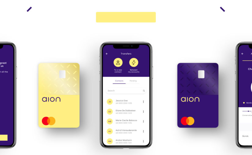 Simont Braun assists AION in building the new next generation Challenger Bank