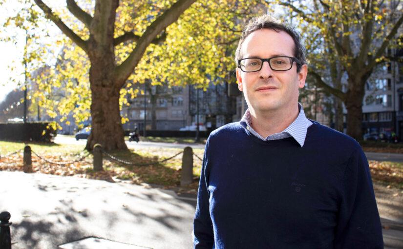 Renaud van Melsen interviewed in Le Soir Immo