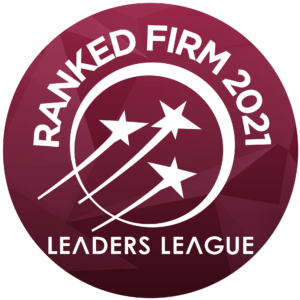 Leaders' League - Leading law firm corporate, M&A, private equipy, Real estate, Banking & Finance, Capital Markets