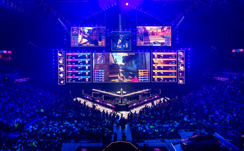 The thin line between esports and gambling