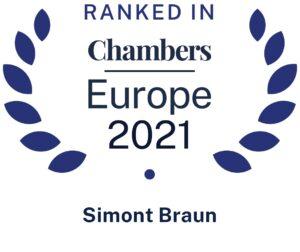 Chambers Europe 2021 - Belgium